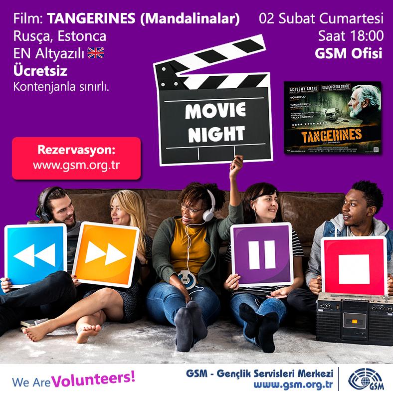 Estonya Film Akşamı: Tangerines