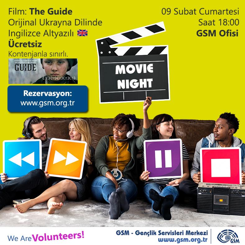 Ukrayna Film Akşamı: The Guide