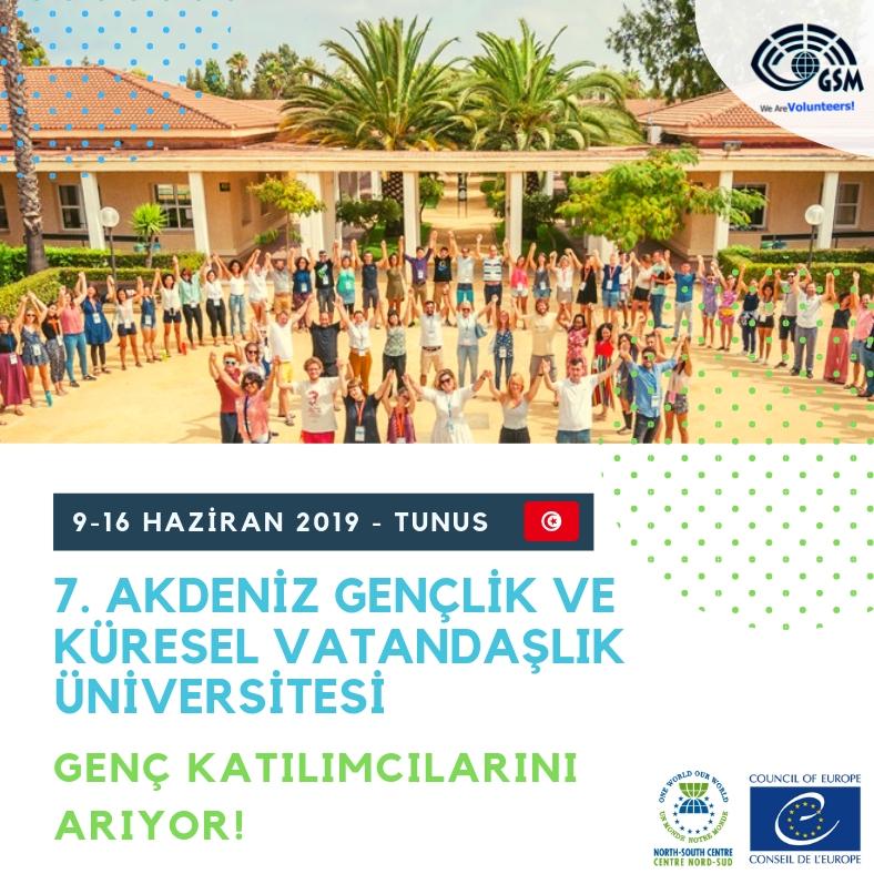 7. Akdeniz Gençlik ve Küresel Vatandaşlık Üniversitesi