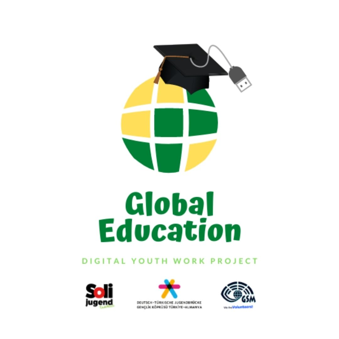 Global Education |Digital Youth Work Project| Apply Now!