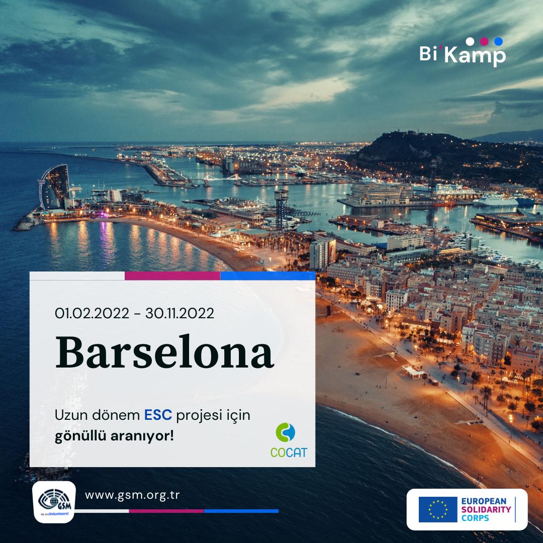 Barselona'da Uzun Dönem ESC Projesi